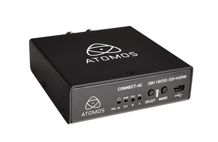 Atomos CONNECT-AC-H2S AC-powered HDMI to HD-SDI Converter