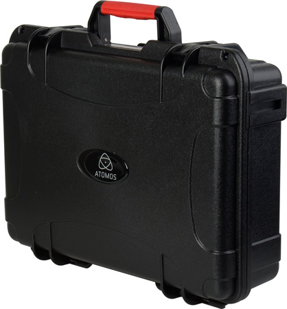 Ninja 2 Carry Case with Foam Inserts for ATOMNJA003 Accessories