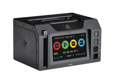 Atomos Ronin Portable Recorder/Player/Monitor - Edu