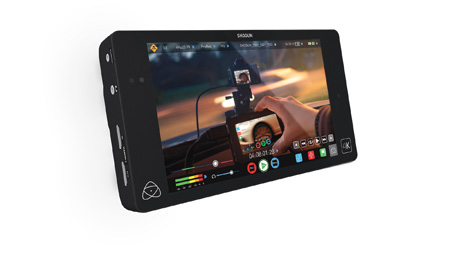 Atomos Shogun 4K Apple ProRes and RAW capable 12G-SDI & 4K HDMI Monitor/Recorder