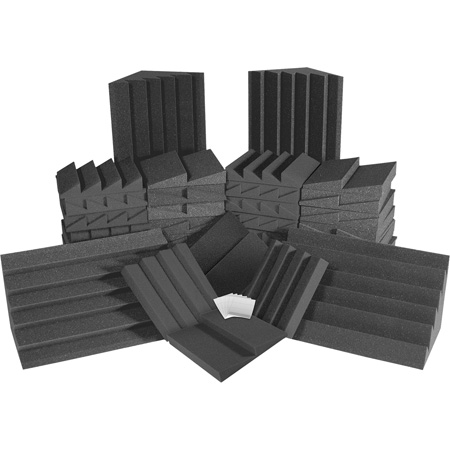 Auralex - Alpha-DST Roominators Kit - (Charcoal Gray)