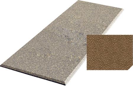 Auralex B224BGE ProPanel Acoustical Panels - 2 in. x 24 in. x 48 in. - Beige Fabric Beveled Corners