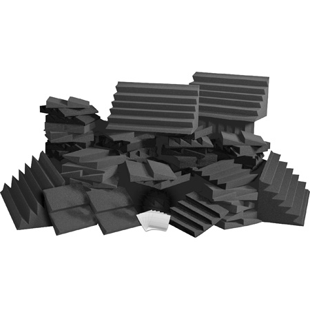 Auralex - Roominators D108L Kit - (Charcoal Gray)