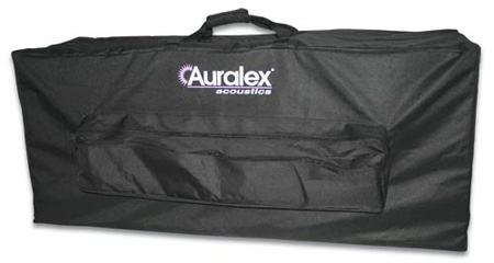 Auralex MAXWall GigBag for MAXWall 420 - Hook & Loop Wrapped Handle