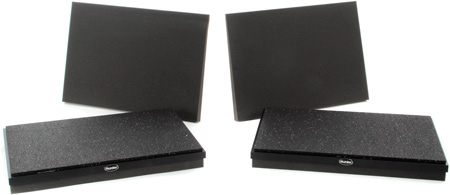 Auralex ProPAD XL Studio Monitor Isolator - Pair