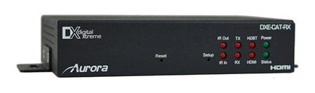Aurora DXE-CAT-RX1 230ft HDBaseT Receiver