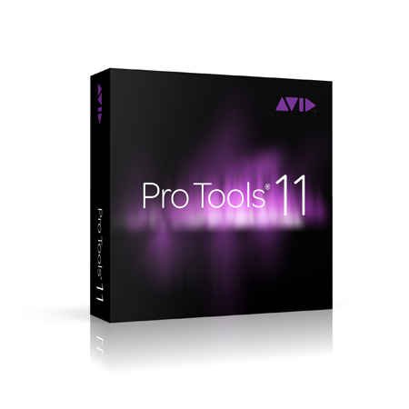 Avid Pro Tools 11 Professional Audio Recording & Music Creation Software