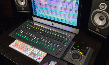 Avid Pro Tools S3 Control Surface Studio