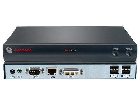 Avocent HMX1070Digital High Performance KVM Switch