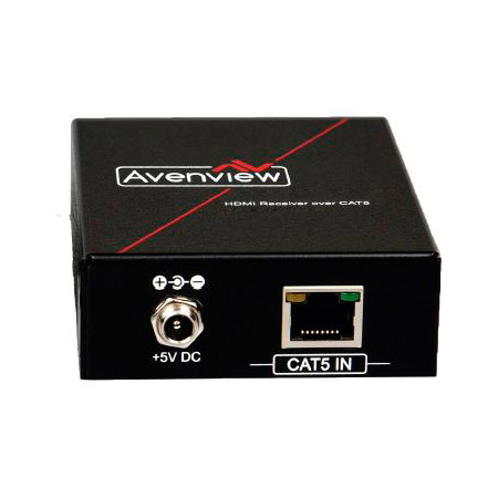 Avenview HDM3D-C5HD-R HDMI 3D Receiver Single CAT5/6 with HDCP Key Code
