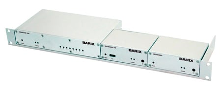 Barix 19 Inch Rack Mount