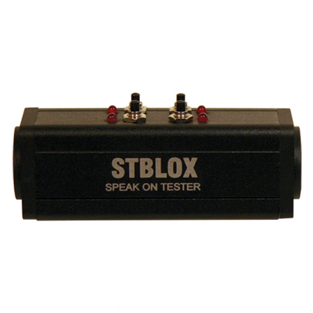 Rapco STBLOX Speakon Cable Tester