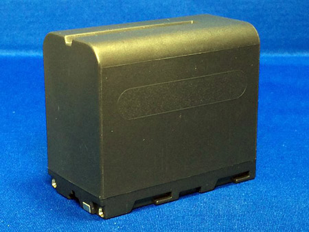 Broadcast Camera Batteries BZ-50SDL DV Batteries for Sony