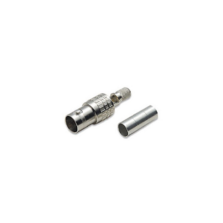 Canare BCJ-C4 75 Ohm BNC Female Solder/Crimp Connector