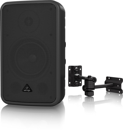 Behringer CE500A Active 80W Business Environment Speaker - Black - Each