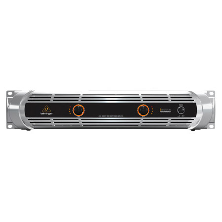 Behringer NU1000 iNuke Ultra-Lightweight High-Density 1000W Power Amp