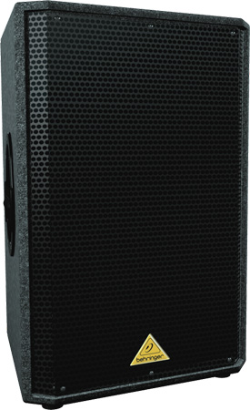 Behringer VP1520D Active 550W 2-Way PA Loudspeaker System w/15in. Woofer