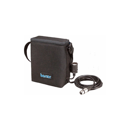Bescor BES-015XLRATM 14.4AH Battery Pk w/Auto Charger & XLR Connector