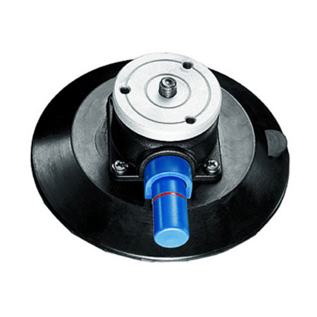 Manfrotto 241FB Pump Cup Suction Cup Mount with Flat Base