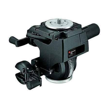 Manfrotto 400 HD Geared Head W/Rc Plates (400Pl-Low 400Pl-M 400Pl-Hig)