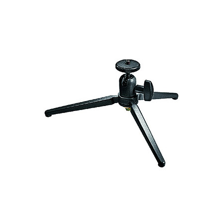 Manfrotto 709B Digi Black Table Top Tripod With Ball Head