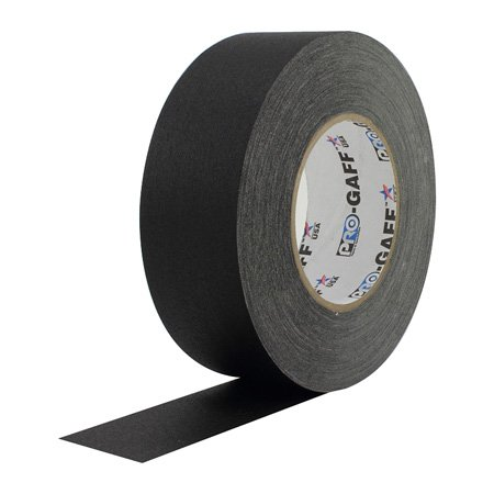Pro-Gaff Gaffers Tape BGT3-60 3 Inch x 55 Yards - Black
