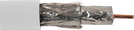 Belden 1189A RG6/18 CATV Coaxial 1000 Foot White