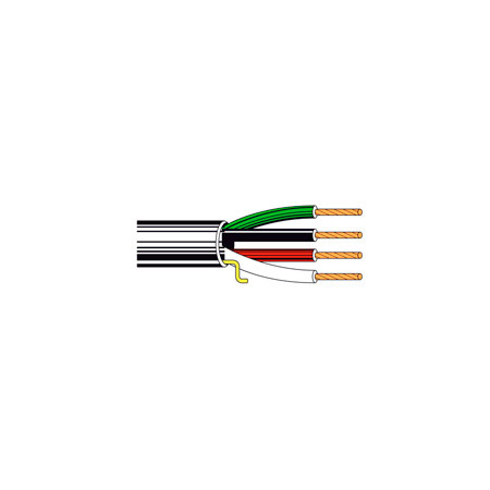 Belden 5102UP 14AWG High Flex High Strand Audio Cable 1000 Feet
