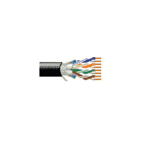 Belden 7957A 4 Pair 24 AWG Category 5e Cable - 1000 Ft.