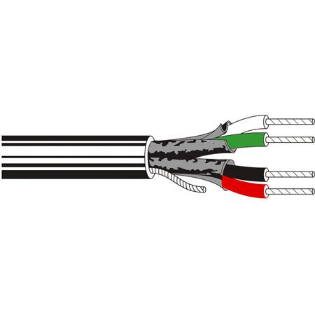 Belden 82723 8775000 2 Pair Plenum Audio Cable - Natural - 5000 Foot