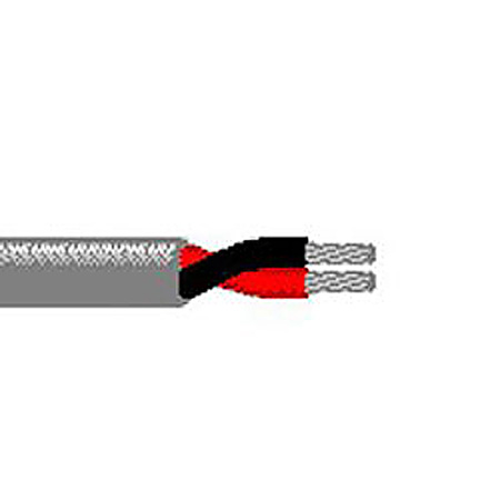Belden 8442 Multi-Conductor - High-Conductivity Copper Speaker Cable Twisted Jacketed Con - Black - 1000 Foot