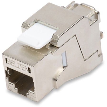 Belden AX104596 CAT6 Shielded KeyConnect Modular Jack Category 6 RJ45
