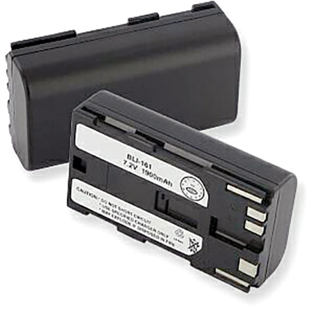 Lithium 7.2V 3.8 Ah Battery For Canon BP-535 / ZR Series Camcorders