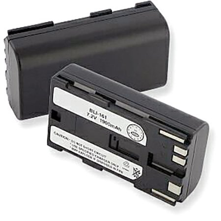 Lithium 7.2V 1.7 Ah Battery For Canon BP-617