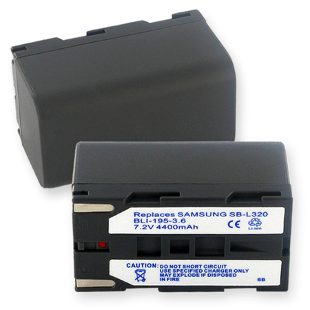 Lithium Ion Battery for Samsung SB-L480