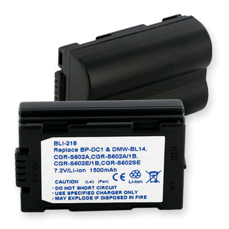 Lithium Ion Battery for Panasonic CGR-8602A