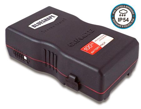 Blueshape BV100-HD V-Lock Li-Mn Battery - 94Wh 6.2Ah