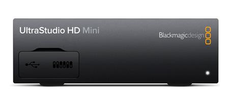 Blackmagic Design BMD-BDLKULSDMINHD UltraStudio HD Mini with Thunderbolt 3 Capture & Playback Solution with 3G-SDI&HDMI