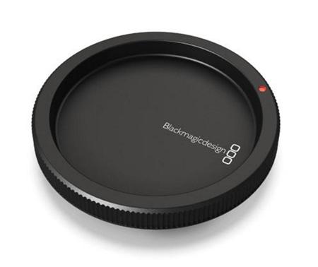 Blackmagic Design BMD-BMCASS/LENSCAPEF Camera Lens Cap EF Mount