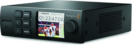 Blackmagic BMD-CONVNTRM/YA/SMTPN Teranex Mini - Smart Panel