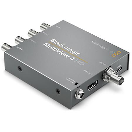 Blackmagic Design BMD-HDL-MULTIP3G/04HD MultiView 4 HD
