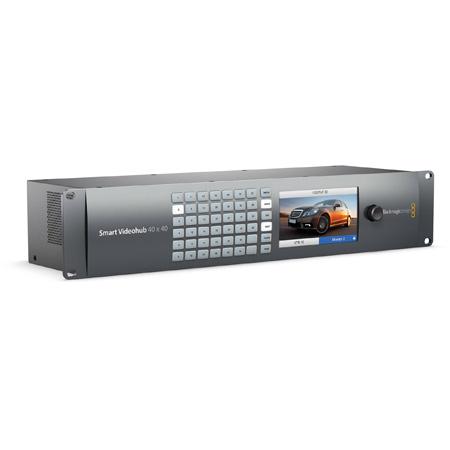 Blackmagic Smart Videohub 40x40 6G-SDI Video Router/Switcher