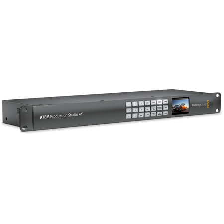 Blackmagic BMD-SWATEMPSW04K ATEM Production Studio 4K