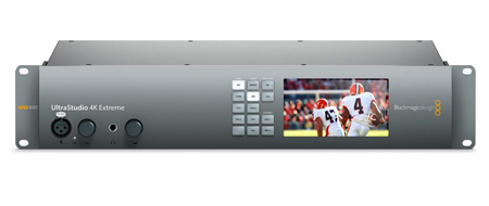 Blackmagic BMD-BDLKULSR4KEXTR3 UltraStudio 4K Extreme 3 Thunderbolt Video Capture and Playback Solution