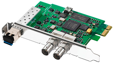 Blackmagic TVTEUS/PCI Ultrascope 3 Gb/s SDI Scope