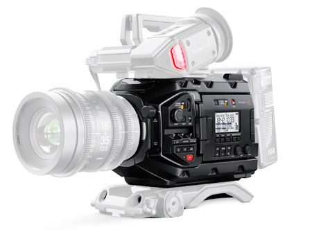 Blackmagic Design BMD-CINEURSAMUPRO46K URSA Mini Pro 4.6K Camera