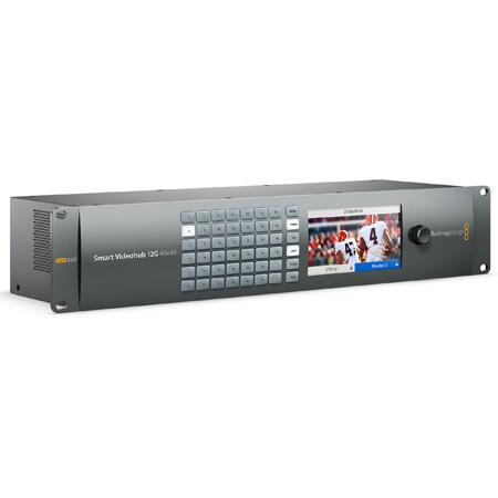 Blackmagic Design BMD-VHUBSMARTE12G4040 Smart Videohub 12G 40x40