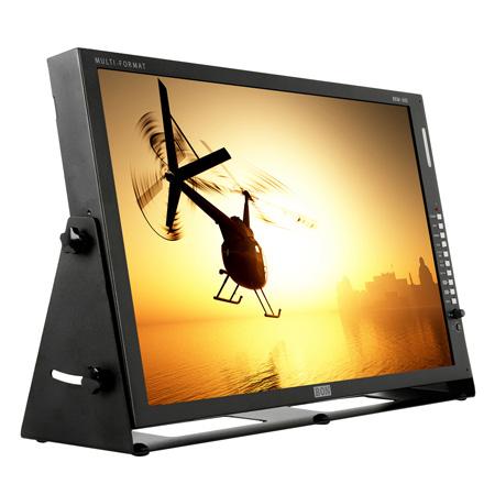 BON BEM-242 24 Inch 3G/HD/SD-SDI & HDMI LCD Studio Broadcast & Production Monitor with Waveform & Vectorscope