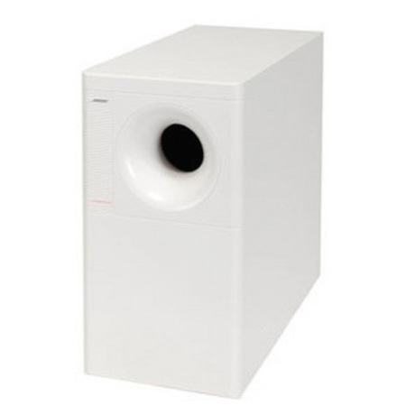 Bose FreeSpace 3 Series II Acoustimass Module Surface Mount Subwoofer - White