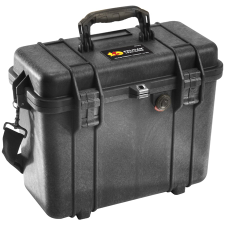Pelican 1430 Top Loader Case- Black